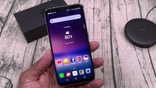 LG V30 Unboxing and First Impressions - Retail Version
