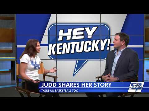 PART 2 of our Exclusive Interview with Ashley Judd