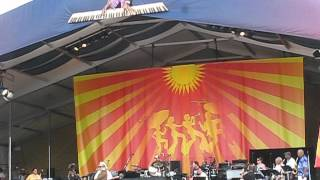 Jazz Fest 2012 Dr. John Ice Age