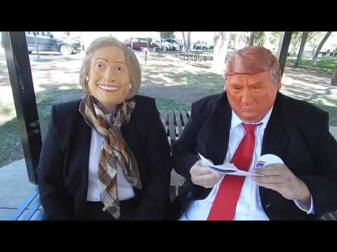 A Conversation With Donald Trump And Hillary Clinton