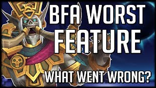 WORST FEATURE IN BFA? Should Warfronts Be Scrapped   WoW Battle for Azeroth