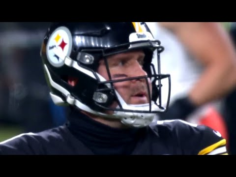 The Steelers display the most pathetic quarter of NFL football ever