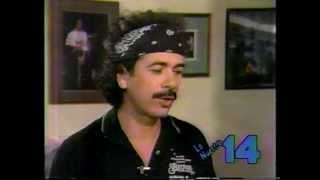 Carlos Santana America Lo Nuestro 1989