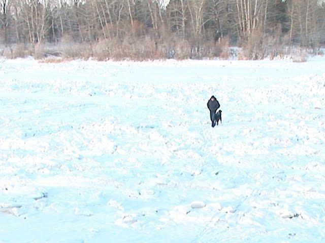 Лёд небезопасен!