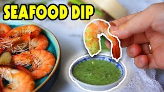 Best Seafood Dip Ever!