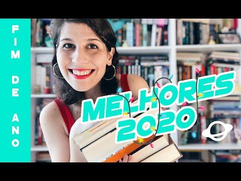 Os MELHORES de 2020! ??  | BOOK GALAXY