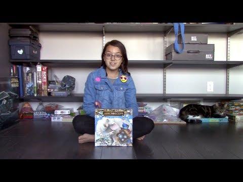 The Cardboard Kid - 055: Macroscope