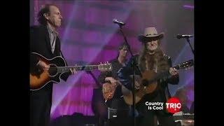 Willie Nelson Stars and Guitars 2002 - Most unoriginal sin /w. John Hiatt