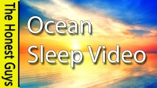 FALL ASLEEP IN UNDER 30 MINUTES. Guided Sleep OCEAN NATURE SOUNDS. Insomnia
