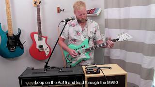 Loop jamming is fun