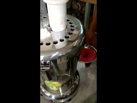 Fruit Juice Machine - Centrifugal Type