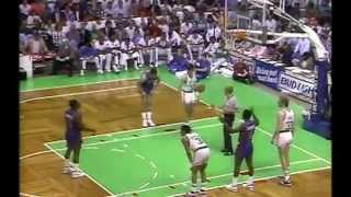 1987 NBA ECF DETROIT BOSTON Game 5