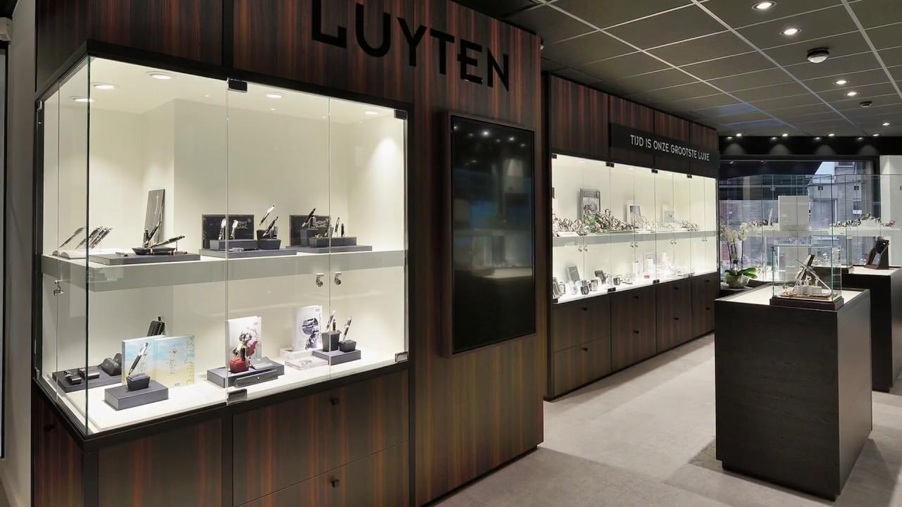 Winkelinrichting Juwelier   Inspiratie   WSB Interieurbouw