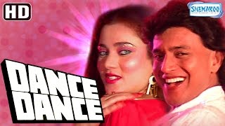 Dance Dance {HD} - Mithun Chakraborty - Mandakini - Smita Patil - Amrish Puri - Hindi Full Movie