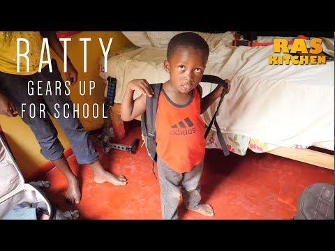 Ratty Gears Up For School… Unboxing video?!