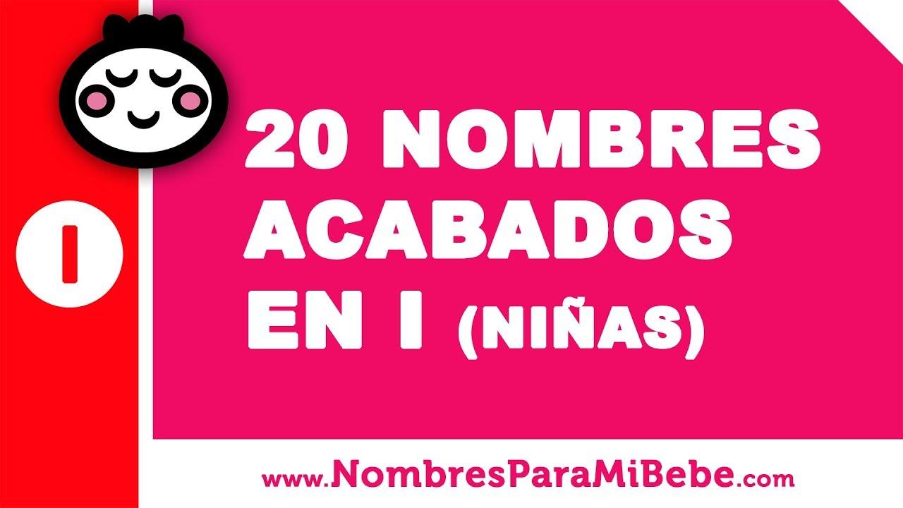 20 nombres para niñas terminados en I - los mejores nombres de bebé - www.nombresparamibebe.com