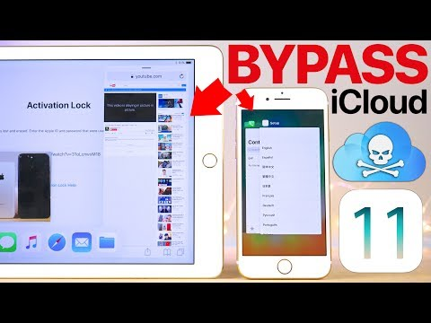 iOS 11 iCloud Bypass on iPad & iPhone – Huge Activation Lock Flaw
