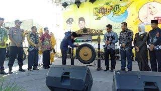 Wakil Gubernur Kalsel Buka Saijaan Expo 2019 di Siring Laut Kotabaru