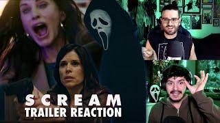 SCREAM (2022) Trailer Reaction   MY BLOODY JUDY
