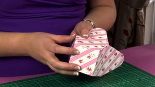 Cupcake Boxes : Single Cupcake Favour Box
