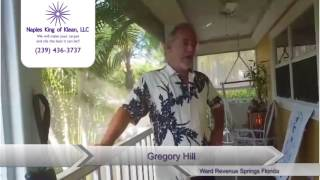 King of Klean - Video Testimonial - Gregory Hill