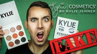 FAKE ASS Kylie Kyshadow  The Bronze Eyeshadow Palette