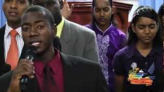 I Say Amen  Third Exodus Assembly   Bro. Joshua Manning E Saints