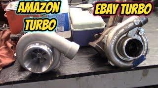 Amazon Turbo Install ON Built Ebay Integra DC2