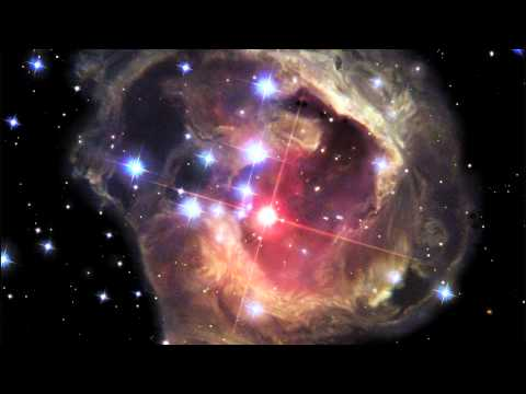 I Can't Believe This Hubble's Star Explosion Timelapse Video Is Real