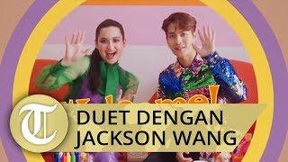 Kolaborasi Stephanie Poetri dan Jackson Wang Trending YouTube