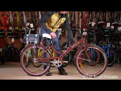 Смотреть видео Велосипед Shulz Krabi V-brake (2019)