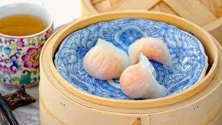 Har Gow, Dim Sum Shrimp Dumplings (虾饺)