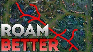 THIS IS HOW A MID LANER SHOULD ROAM! (Patch 9.6)