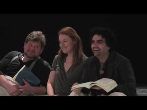 Le Retour d'Ulysse dans sa patrie : premières répétitions