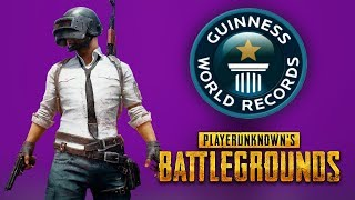 TOP 30 WORLD RECORDS IN PUBG