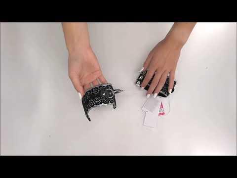Pikantní pouta A747 cuffs - Obsessive