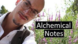 Skyrim SE Mods - Alchemical Notes - A Taste of Nature