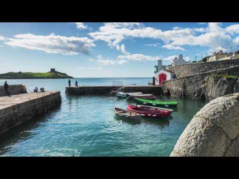 Irlands Ostküste