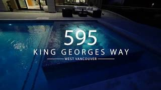 $9,880,000 || 595 King Georges Way, West Vancouver || Neacsu Denner Real Estate Group