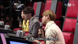 [720] 130104 Mnet Wide Voice Kids EP1 full show - Yoseob