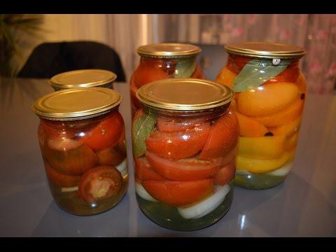 """Рецепт """"Пальчики оближешь"""". Маринованные томаты."""