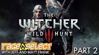 The Witcher 3: The Wild Hunt (Sequential Saturday) - Part 2