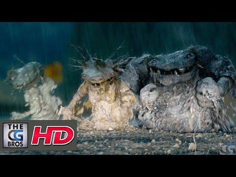 "CGI 3D VFX Spot : ""Rocky Road"" – by Embassy VFX"