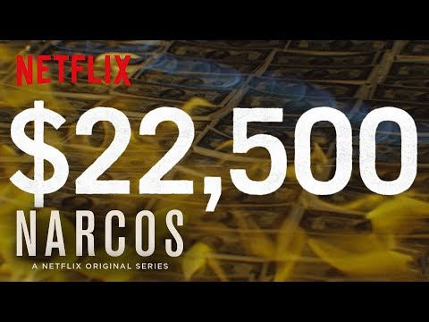 Narcos Season 3 Promo 'Thirty Seconds'