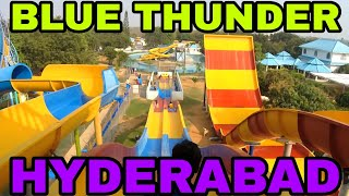 Blue Thunder Water Park || Grand Ville Resorts Hyderabad HD
