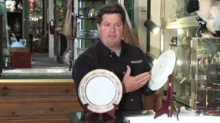 About Antiques : About Antique Dish Values