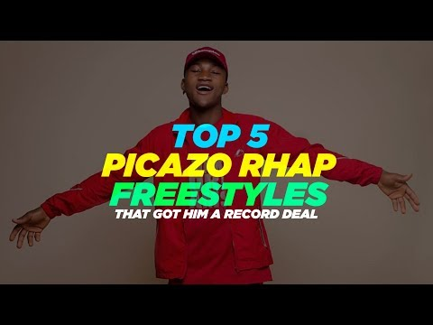 Top 5 Freestyles That Got Picazo Rhap A Record Deal | YBNL MAFIA