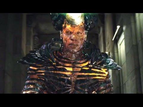 Suicide Squad movie scene: El Diablo fights Incubus