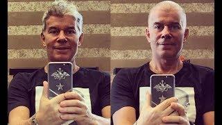 Шок лысый Олег Газманов прощался с Россией