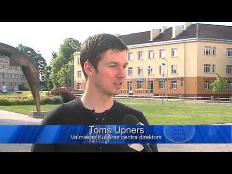Video: 3. - 5.jūlijs Valmieras pilsētas svētki